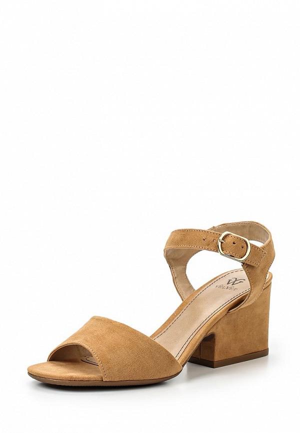 Босоножки Velvet Velvet VE002AWQFD33 velvet обувь
