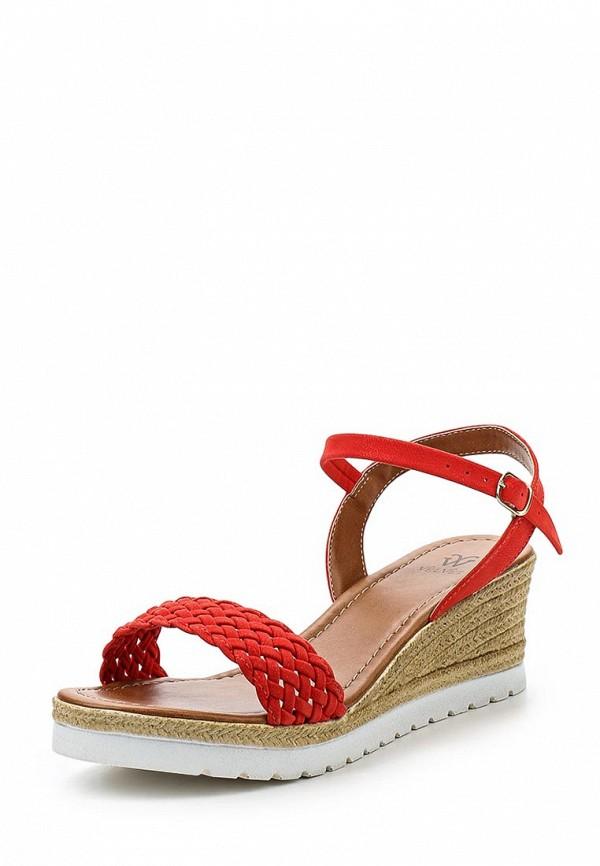 Босоножки Velvet Velvet VE002AWQFD40 velvet обувь