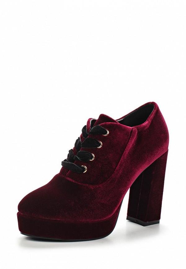Ботильоны Velvet Velvet VE002AWWRS04 velvet обувь