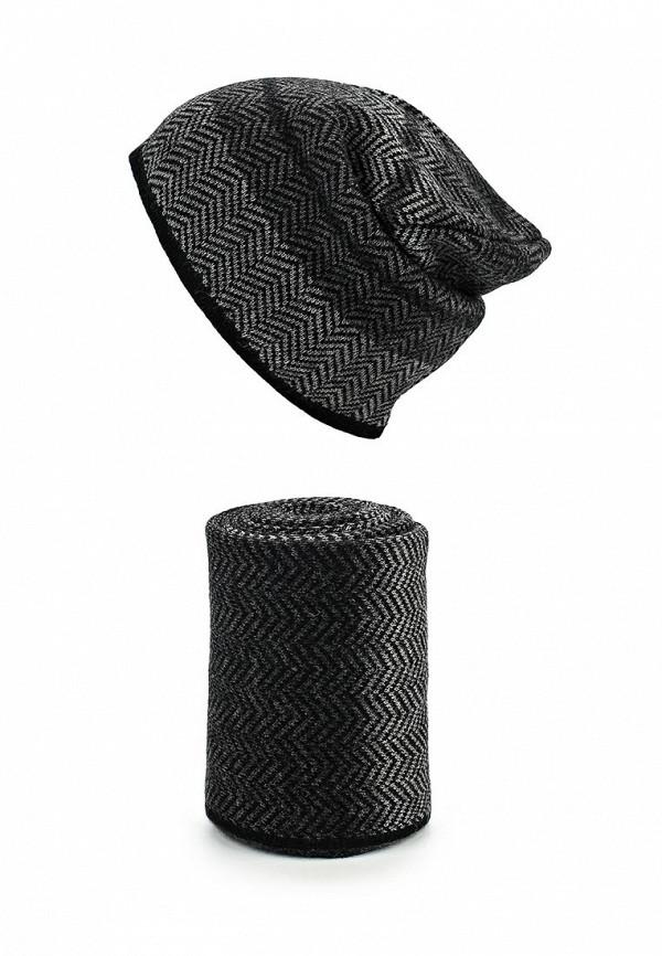 Комплект шапка и снуд Venera