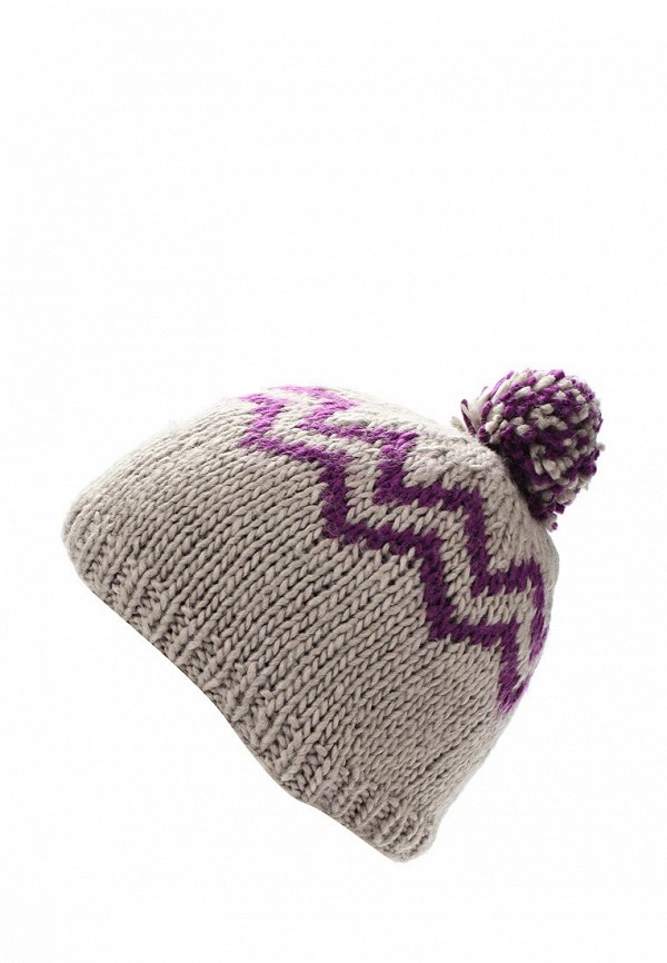 Шапка Venera Venera VE003CUUWC00 шапка женская venera цвет серый бежевый 9806556 23 1 размер универсальный