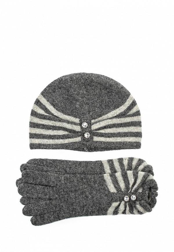 Комплект шапка и перчатки Venera