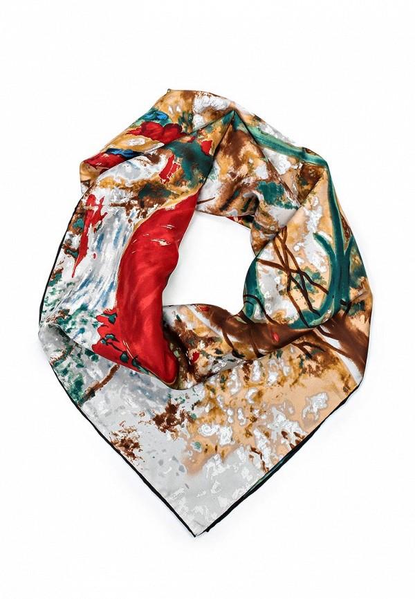 Платок Venera Venera VE003GWEFH95 платок 95 95 см 100platkov цвет красный
