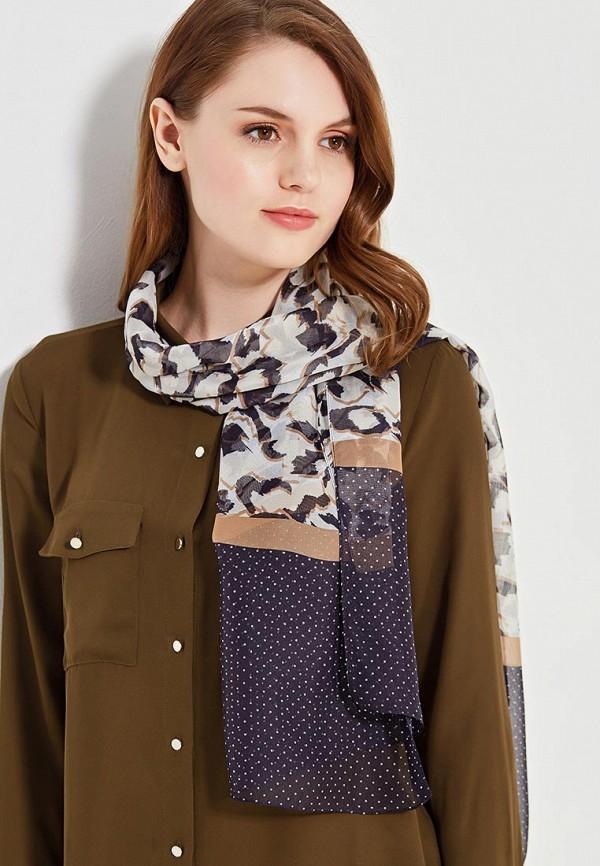 Фото 3 - женский шарф Venera разноцветного цвета