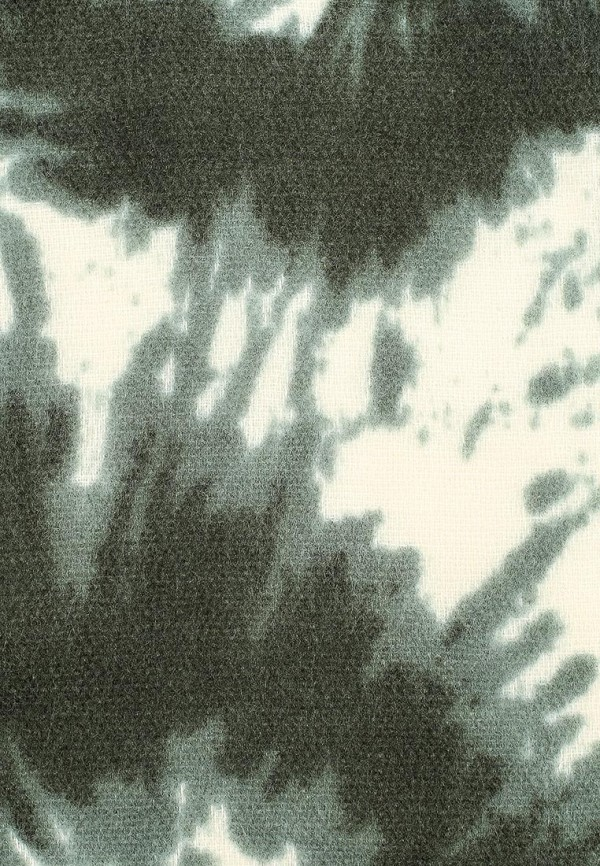 Фото 2 - женский палантин Venera зеленого цвета