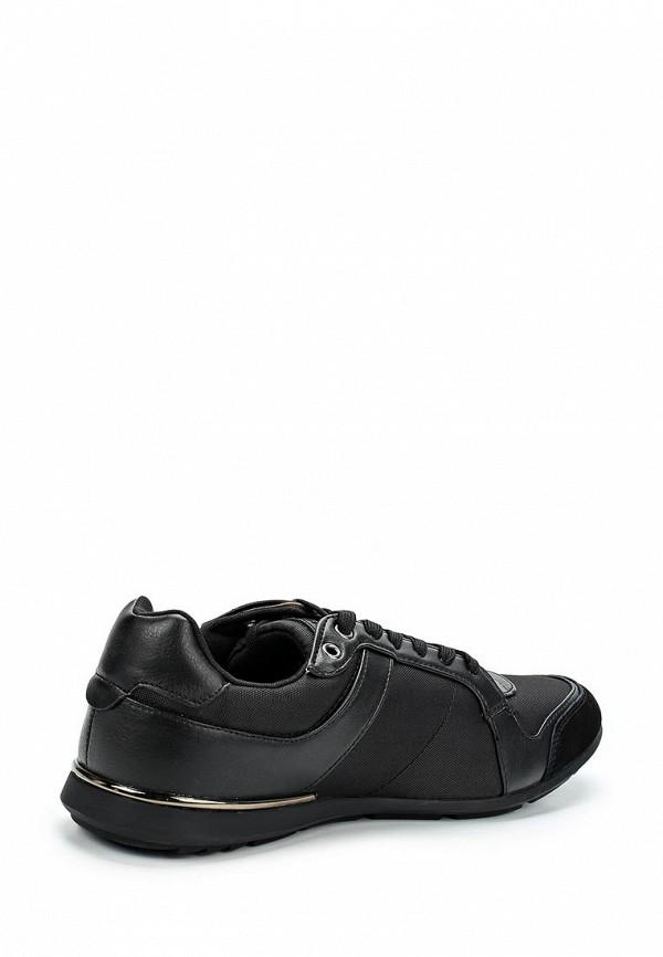 Фото 2 - мужские кроссовки Versace Jeans черного цвета
