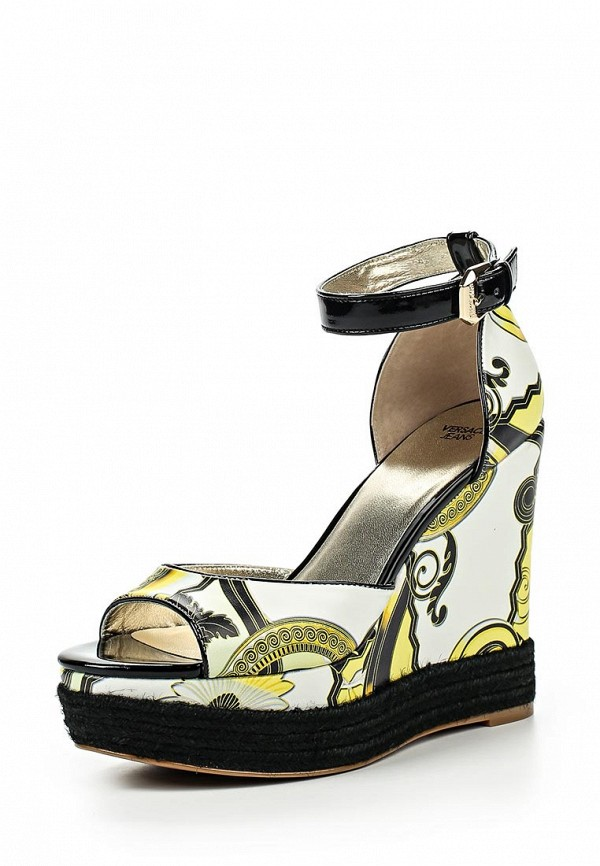 Босоножки на каблуке Versace Jeans E0VNBS71