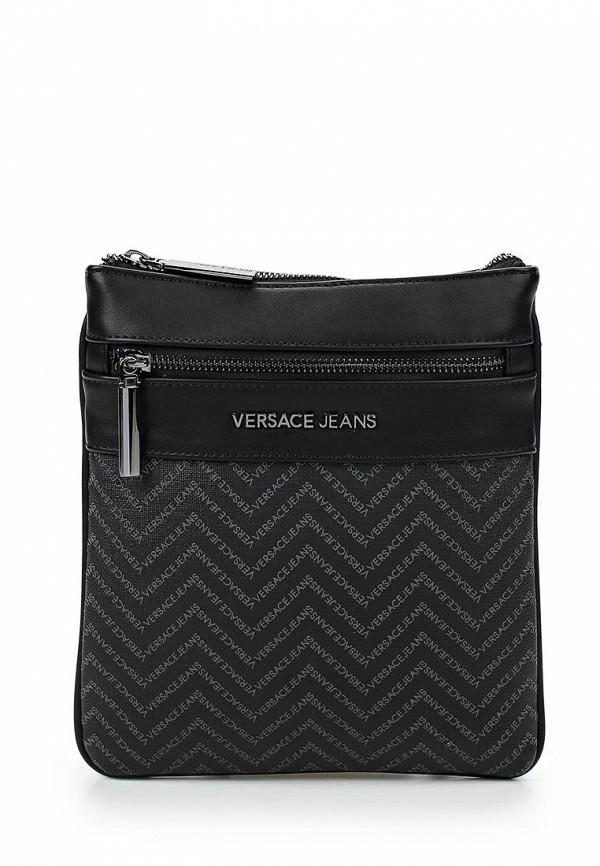 Сумка Versace Jeans Versace Jeans VE006BMUBH42 юбка versace jeans versace jeans ve006ewjwz30