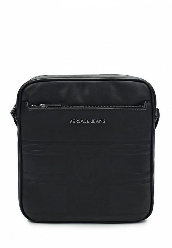 Сумка Versace Jeans Versace Jeans VE006BMUBJ49 юбка versace jeans versace jeans ve006ewjwz30