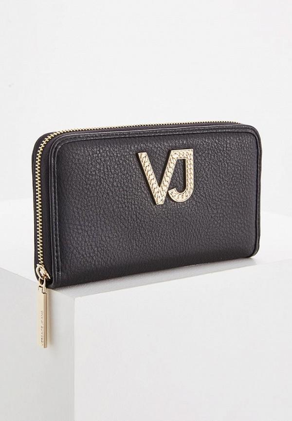 Кошелек Versace Jeans Versace Jeans VE006BWZIC09 юбка versace jeans versace jeans ve006ewjwz30
