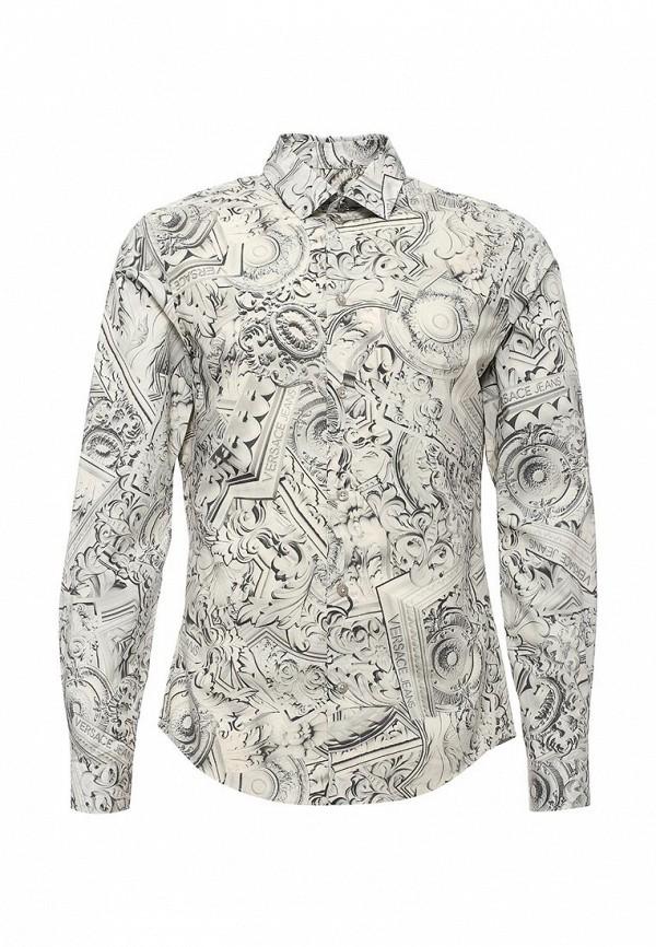 Рубашка с длинным рукавом Versace Jeans B1GNA6S0