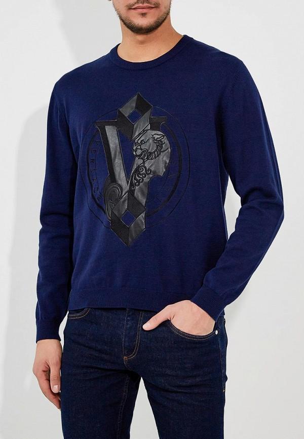 Джемпер Versace Jeans Versace Jeans VE006EMZIC38 юбка versace jeans versace jeans ve006ewjwz30