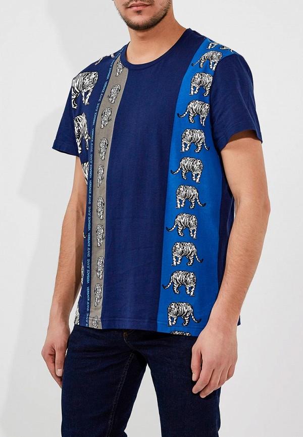 Фото Футболка Versace Jeans. Купить с доставкой