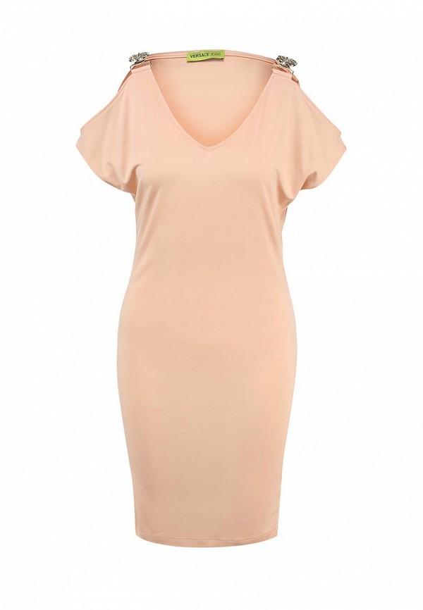 Платье-миди Versace Jeans D2HLB495