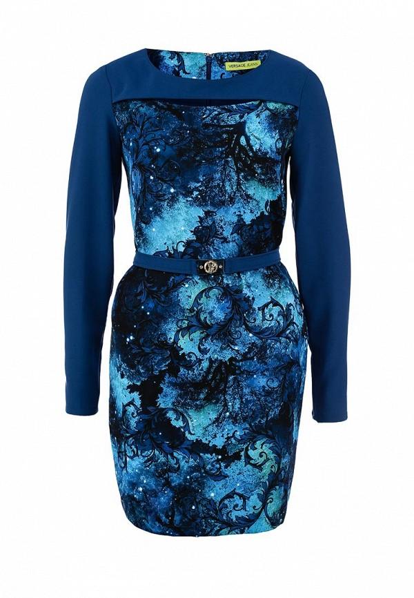 Платье-мини Versace Jeans D2HMA448