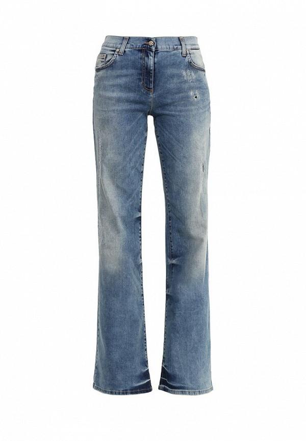 Широкие и расклешенные джинсы Versace Jeans A1HNA007