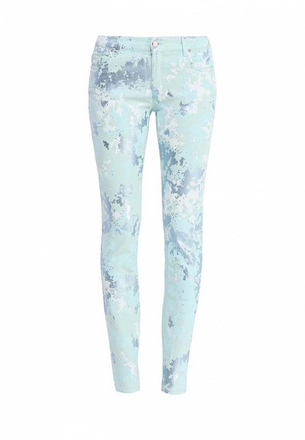 Зауженные джинсы Versace Jeans A1HNA0K0