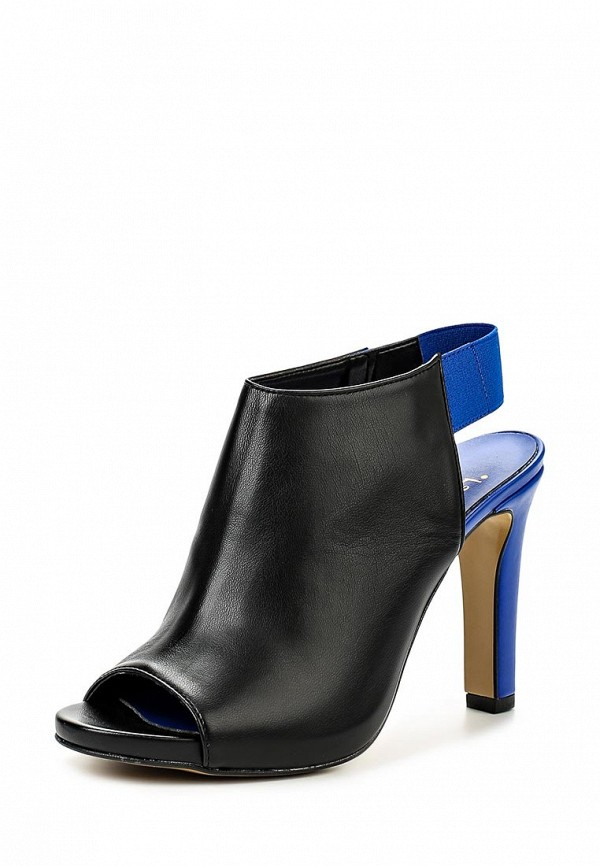 Женские босоножки Versace 19.69 AUDRINE_BLACK_BLUE
