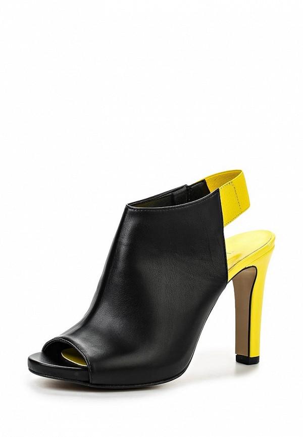 Женские босоножки Versace 19.69 AUDRINE_BLACK_YELLOW