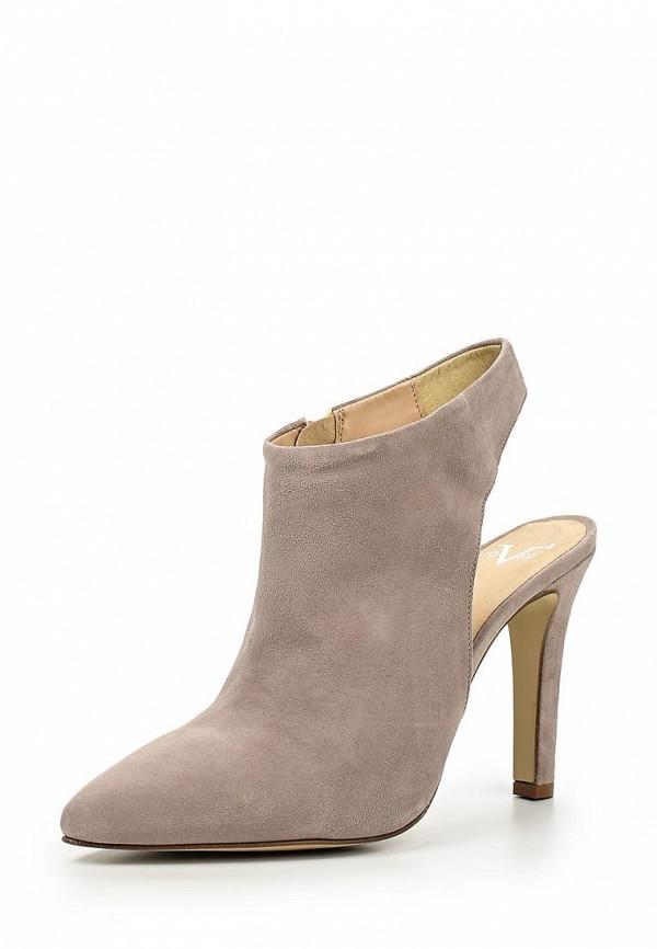 Босоножки на каблуке Versace 19.69 FLEUR_FARRO