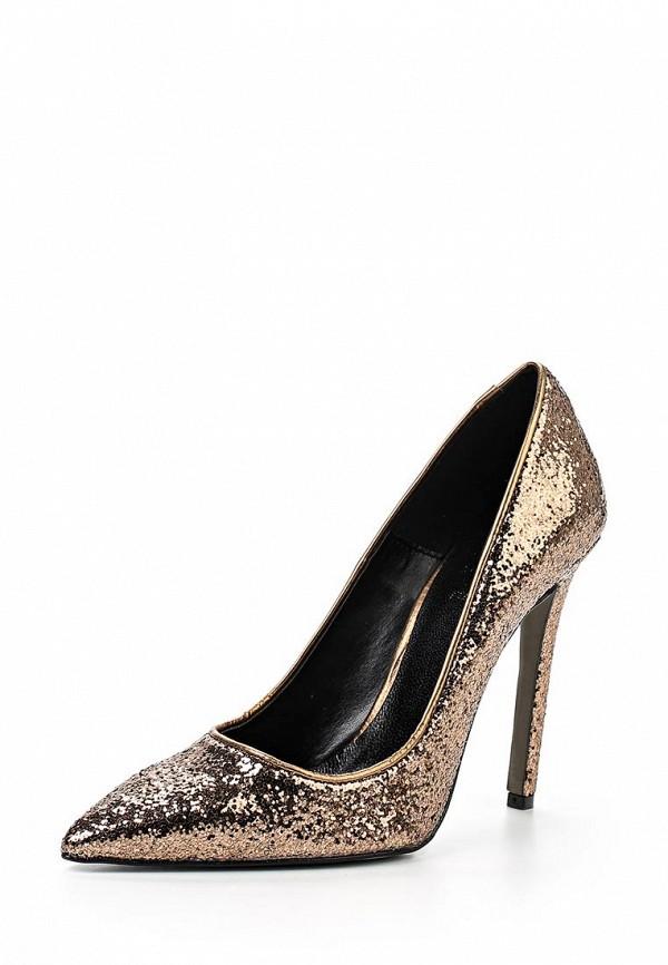 Туфли на каблуке Versace 19.69 FLORENTINE_BRONZO