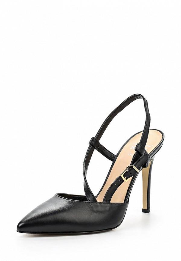 Босоножки на каблуке Versace 19.69 JOSIANE_NERO