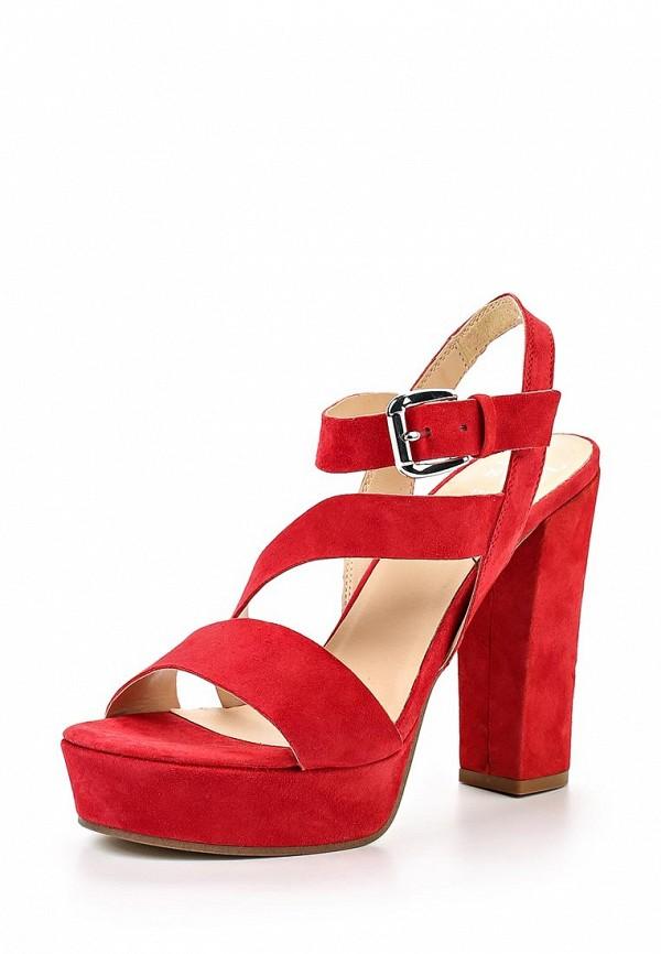Босоножки на каблуке Versace 19.69 LISON_LAMPONE