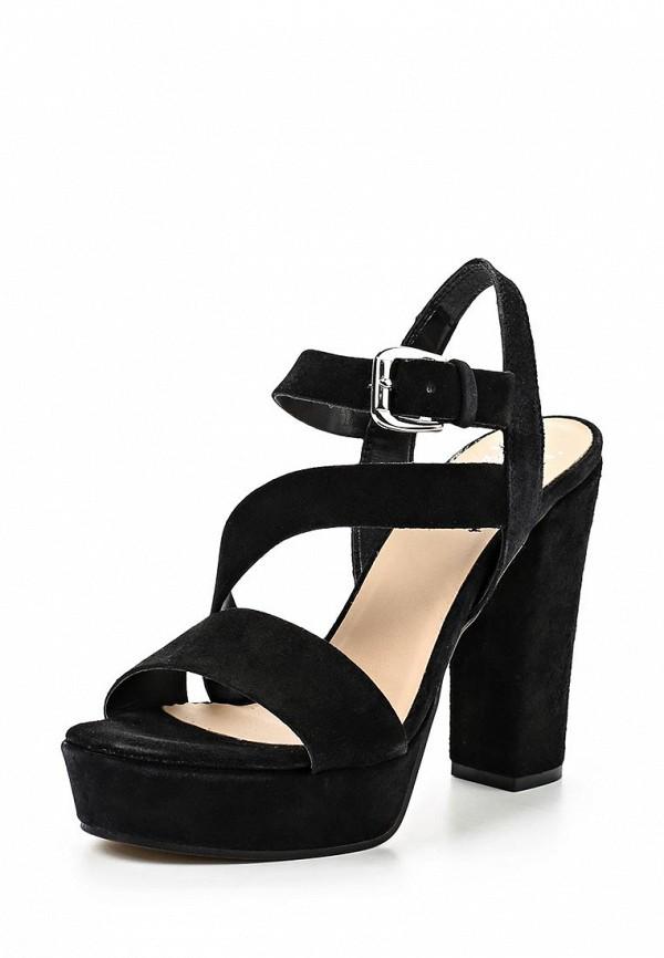Босоножки на каблуке Versace 19.69 LISON_NERO