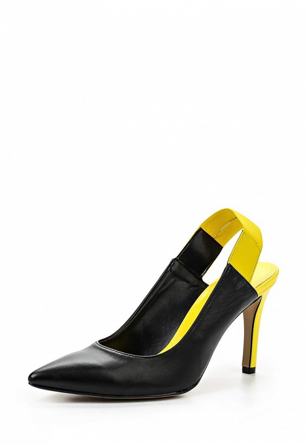 Босоножки Versace 19.69 NANCY_BLACK_YELLOW