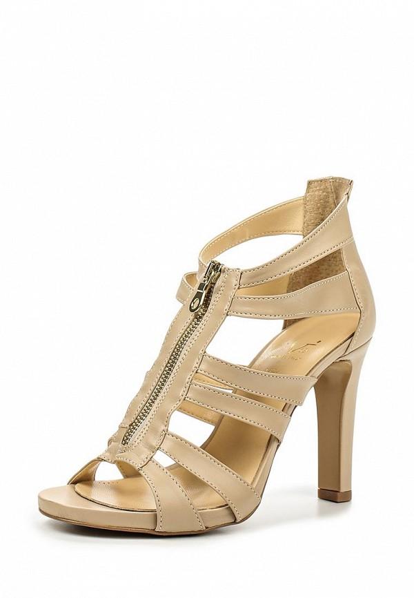 Босоножки на каблуке Versace 19.69 THALIE_NUDE