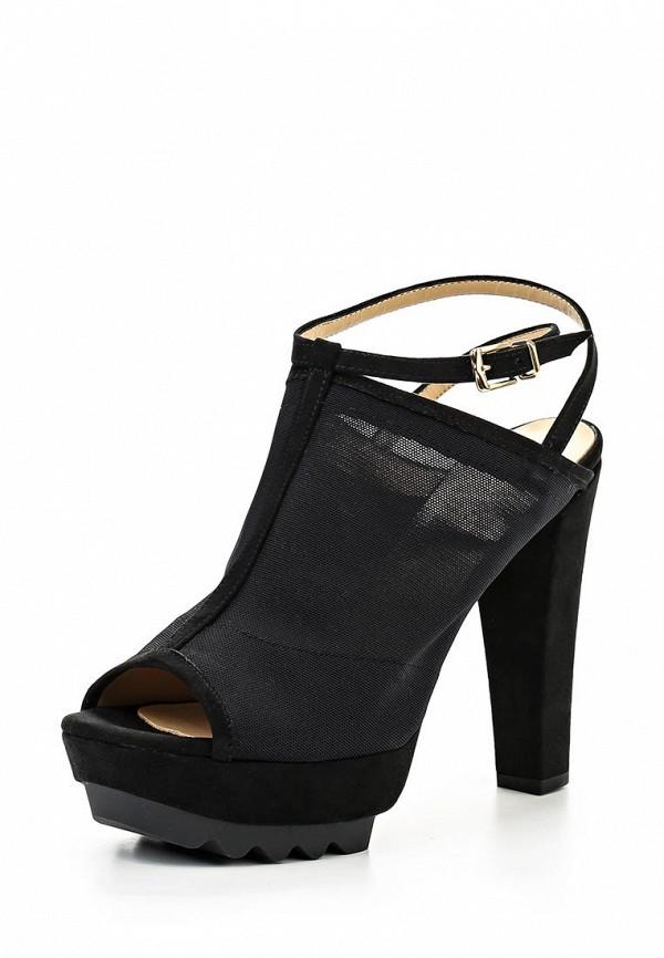 Женские босоножки Versace 19.69 VIRGINIE_BLACK