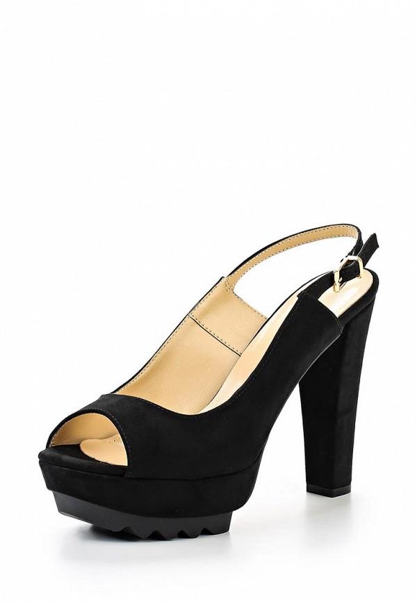 Босоножки на каблуке Versace 19.69 YASMINE_BLACK
