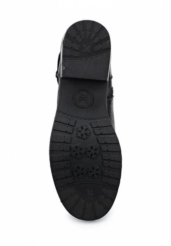 Фото 3 - женские ботинки и полуботинки Vera Blum черного цвета