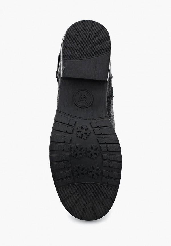 Фото 8 - женские ботинки и полуботинки Vera Blum черного цвета