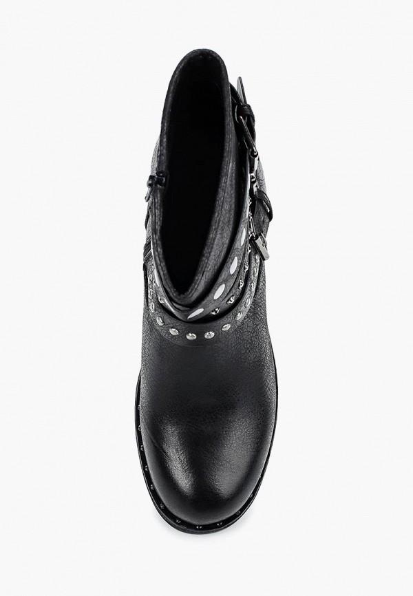 Фото 9 - женские ботинки и полуботинки Vera Blum черного цвета