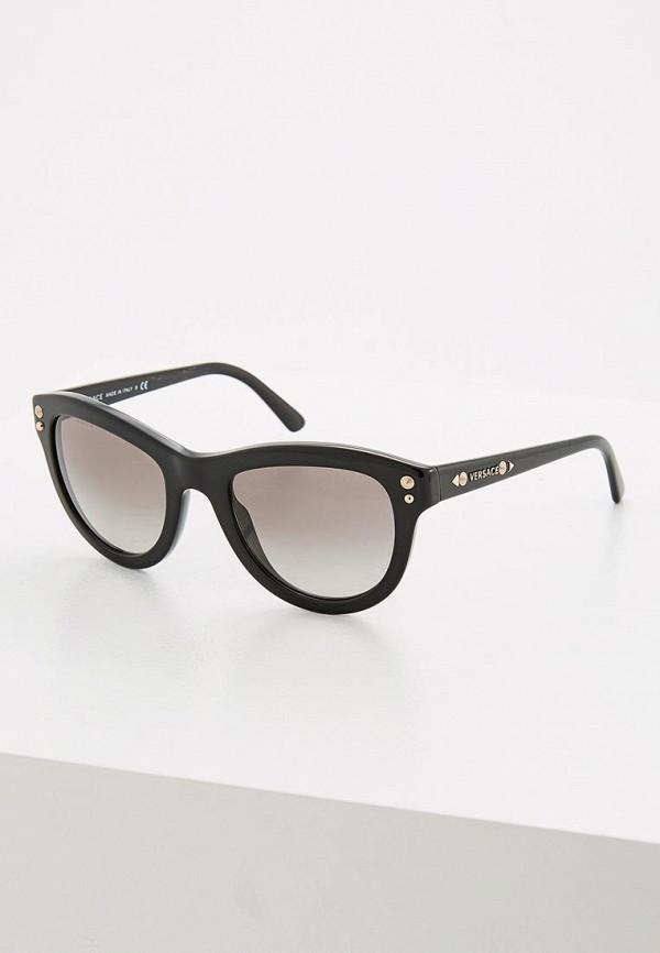 Очки солнцезащитные Versace Versace VE110DWELY06 солнцезащитные очки versace ve 4237b