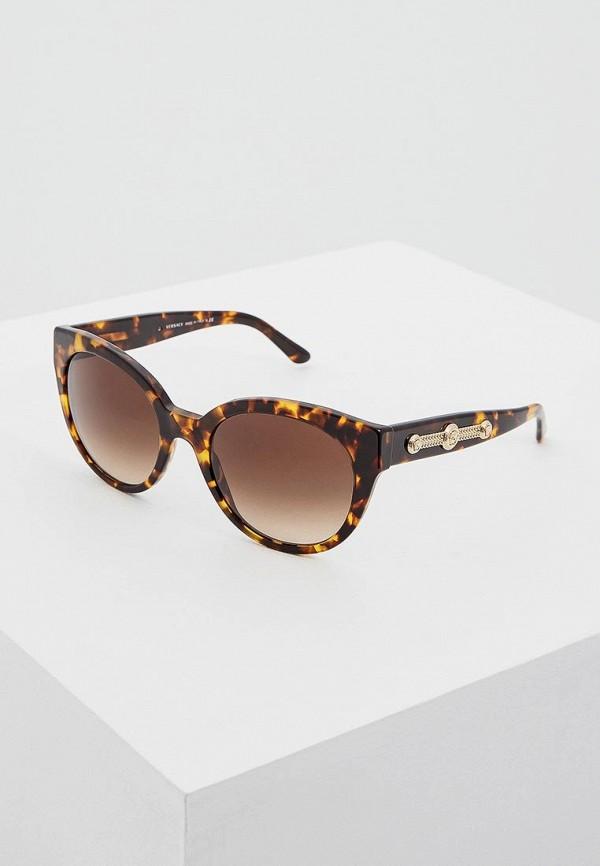 Очки солнцезащитные Versace Versace VE110DWHGG23 очки солнцезащитные versace versace ve110dwhgg40