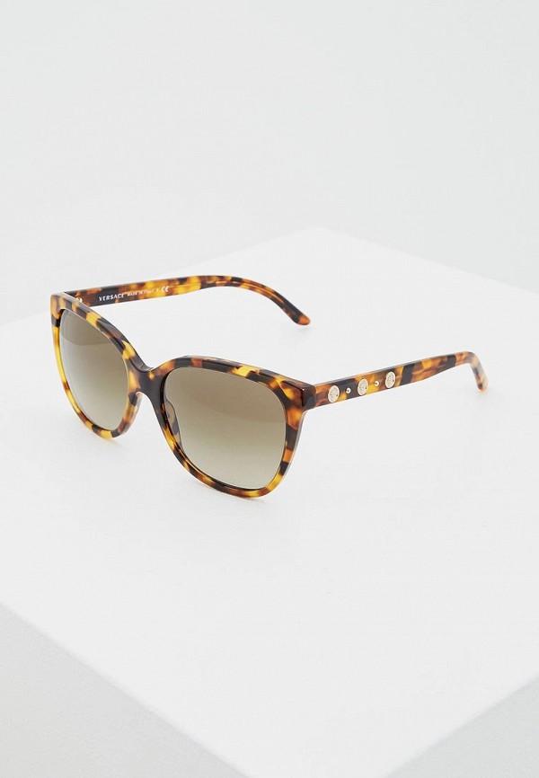 Очки солнцезащитные Versace Versace VE110DWHGG40 солнцезащитные очки versace ve 4237b