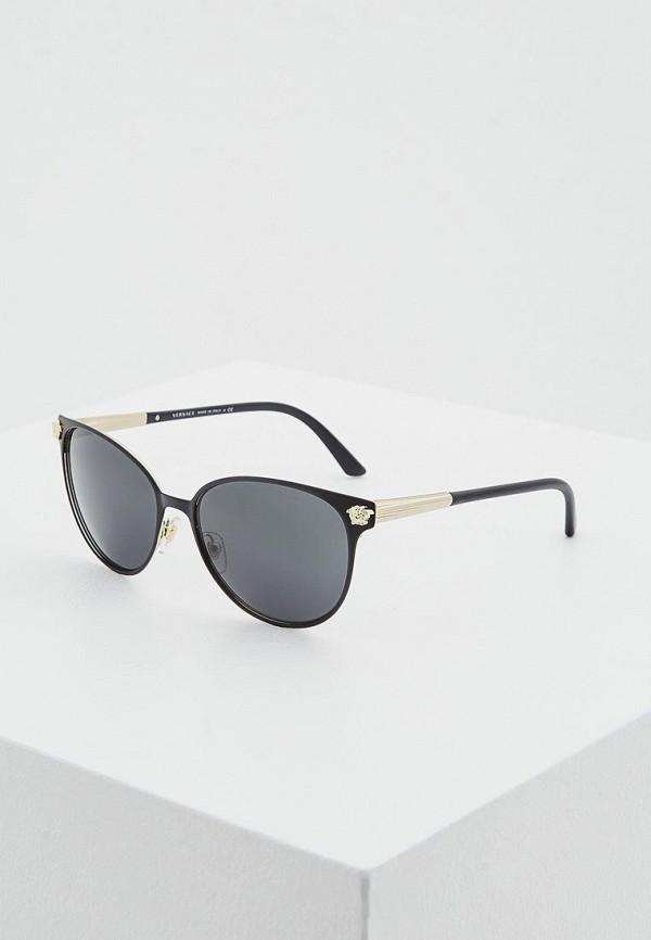 Очки солнцезащитные Versace Versace VE110DWIIF59 солнцезащитные очки versace ve 4237b