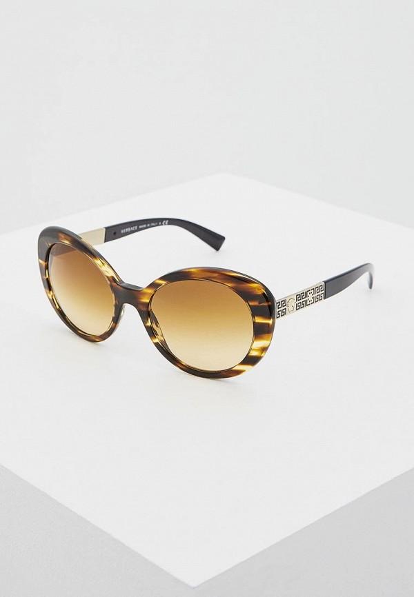 Очки солнцезащитные Versace Versace VE110DWOXT31 очки солнцезащитные versace versace ve110dwhgg40