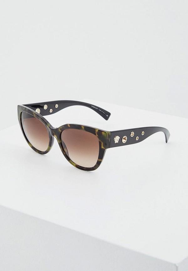 Очки солнцезащитные Versace Versace VE110DWOXT35 солнцезащитные очки versace ve 4237b