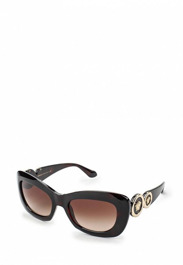 Очки солнцезащитные Versace Versace VE110DWOXT45 versace versace ve110dwhkj40