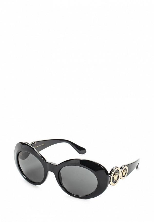 Очки солнцезащитные Versace Versace VE110DWOXT57 versace versace ve110dwhkj40