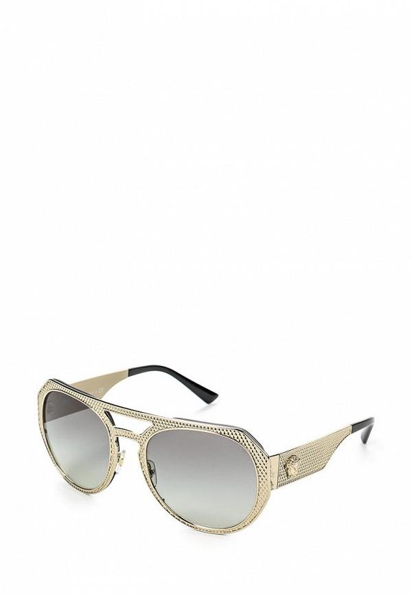 цены Очки солнцезащитные Versace Versace VE110DWOXT61