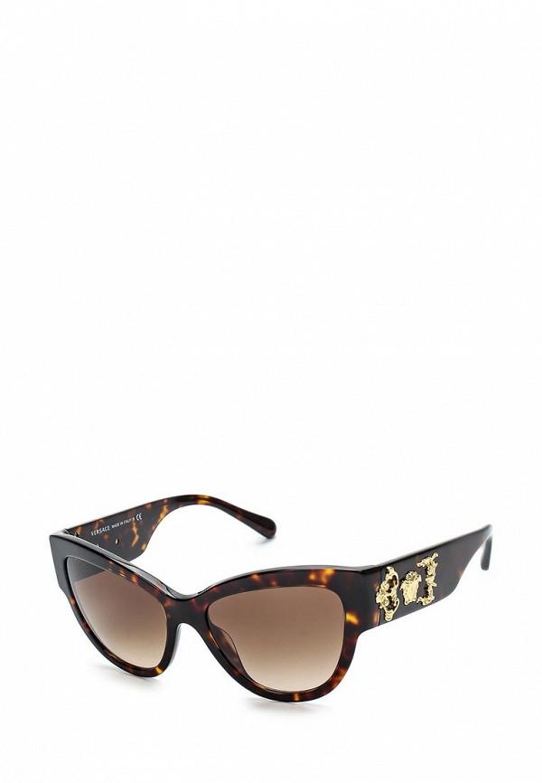 Очки солнцезащитные Versace Versace VE110DWSSX39 цены онлайн