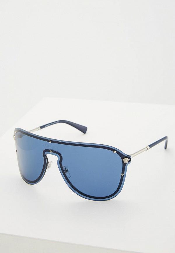 Очки солнцезащитные Versace Versace VE110DWZAY36 очки солнцезащитные versace versace ve110dwhgg40
