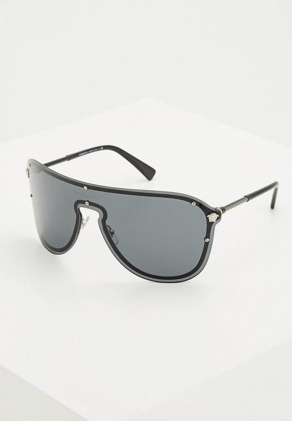 Очки солнцезащитные Versace Versace VE110DWZAY37 очки солнцезащитные versace versace ve110dwhgg40