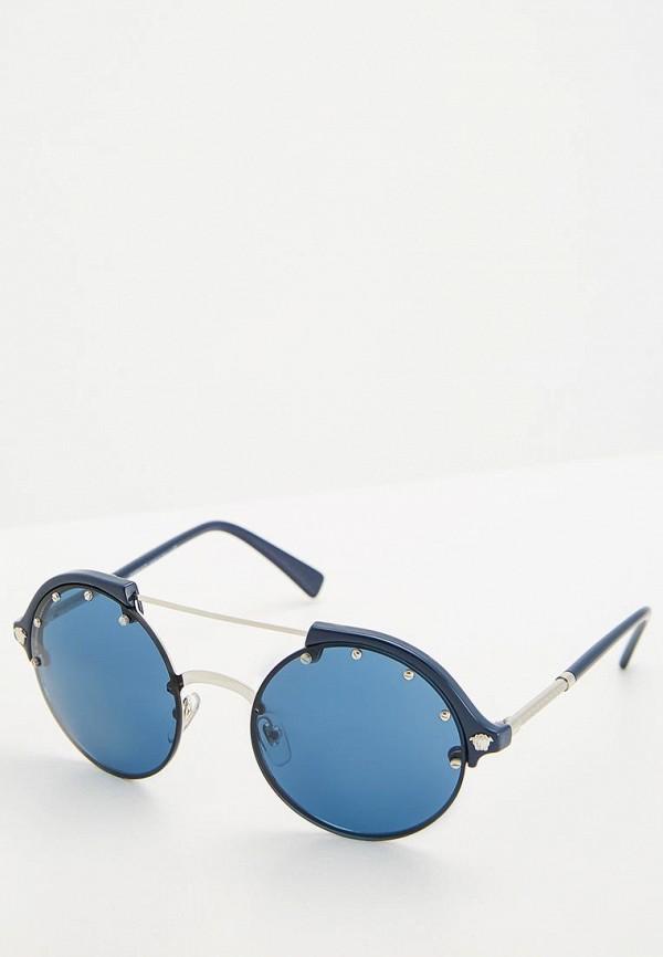 Очки солнцезащитные Versace Versace VE110DWZAY38 очки солнцезащитные versace versace ve110dwhgg40