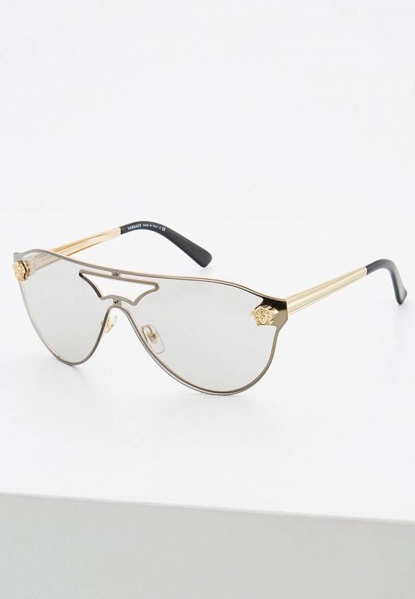 Очки солнцезащитные Versace Versace VE110DWZAY46 очки солнцезащитные versace versace ve110dwhgg40
