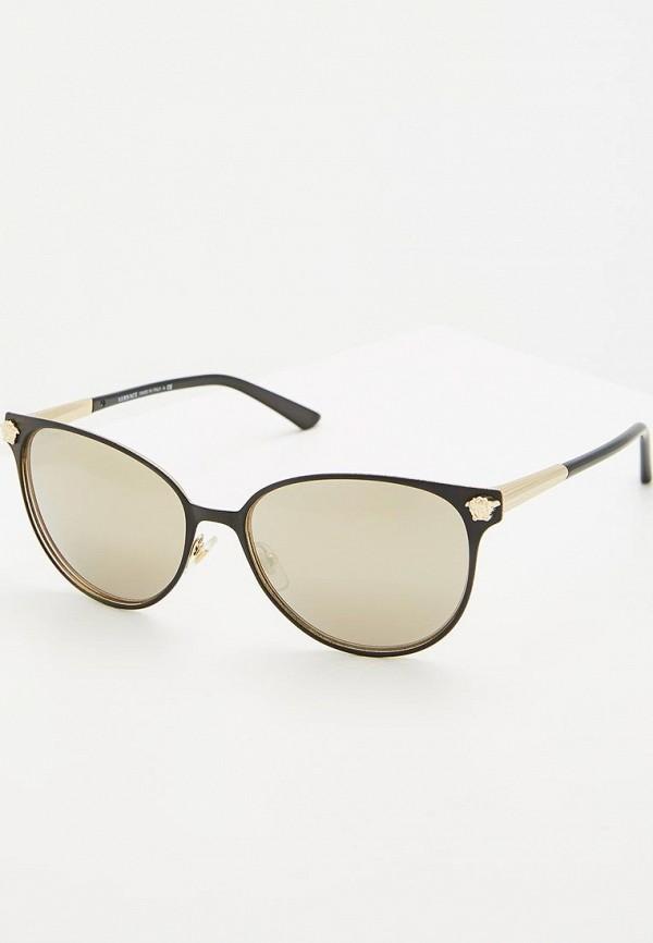 Очки солнцезащитные Versace Versace VE110DWZAY49 солнцезащитные очки versace ve 4237b